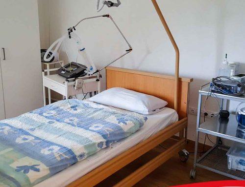 Das Pflegebett
